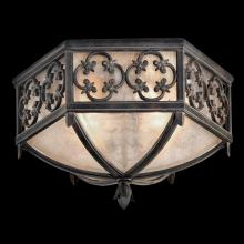 Fine Art Lamps 324882ST - Outdoor Flush Mount