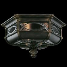 Fine Art Lamps 611682ST - Outdoor Flush Mount