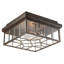 Fine Art Lamps 880682ST - Outdoor Flush Mount